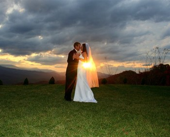 Wedding at Mountain Shadows Resort.