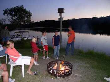 Outdoor Activities at Moore Springs Resort