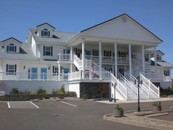 Exterior view of Judith Ann Inn.