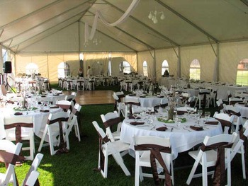 Wedding Reception at Teton Springs Lodge