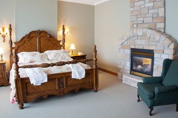 Luxurious Guest Room at Christie's Mill Inn