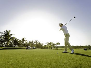 Golfing at Barcelo Bavaro Beach