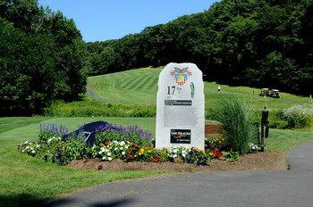 West Point Golf Course near Stonegate Bed & Breakfast.