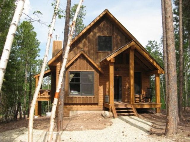 Lead vacation rentals cabin 12 person cabin in the for Cabins near deadwood sd