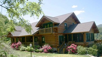 Vacation rental at Wildberry Lodge.