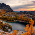 Backpacking the Enchantments area of the Alpine Lakes Wilderness?  Treat yourself to a stay at Sleeping Lady.  It will nourish your body and soul!