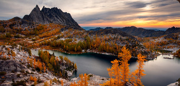 Endless recreational opportunities...The Enchantments.