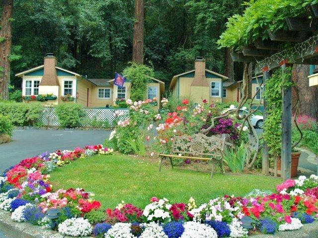 fern grove cottages guerneville ca resort reviews. Black Bedroom Furniture Sets. Home Design Ideas