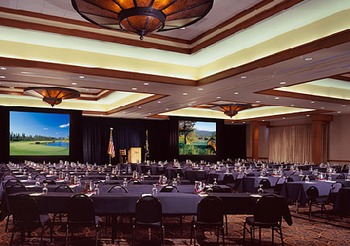 Conference Room at Sunriver Resort