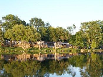 Cottages at Woodland Estate Resort.