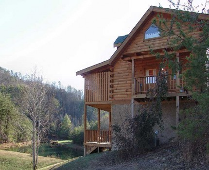Sevierville Vacation Rentals Cabin Morning Mist 1 Bedroom 2 Bathroom Sleeps Up To 2