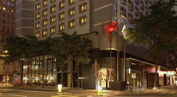 Exterior view of Empire Hotel Hong Kong.