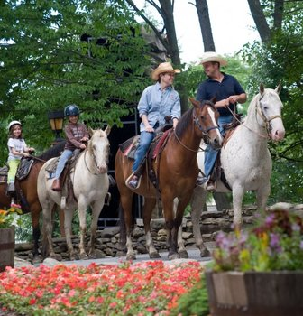 Horseback Riding at Rocking Horse Ranch