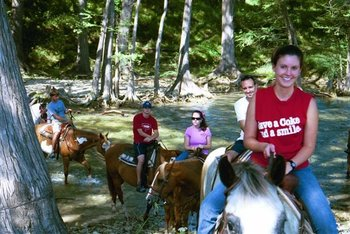 Horseback Activities at Twin Elm Ranch