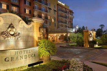Welcome to the Hotel Granduca