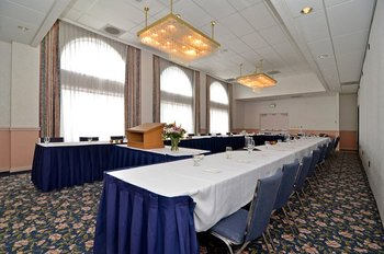 Conference Room at Ocean View Resort