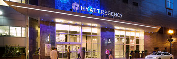 Welcome to the Hyatt Regency Boston.