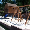 Playground at Ehrhardt's Waterfront Resort 