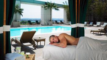 Massages at Manchester Grand Hyatt San Diego.
