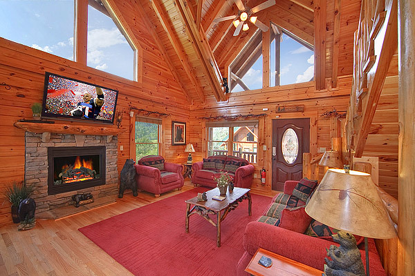 cabin fever vacations pigeon forge tn resort reviews