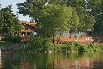 Ruttger's Bay Lake Lodge, Bay Lake, MN.