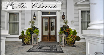 Welcome to The Colonnade