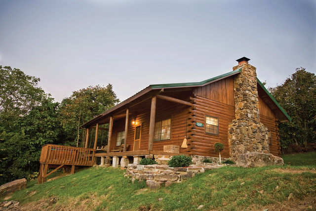 Ozark Cabins - A Getaway by Beaver Lake and The White River