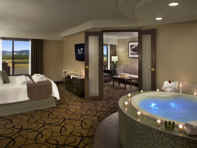 Vegas Hotels With Hot Tubs In Room
