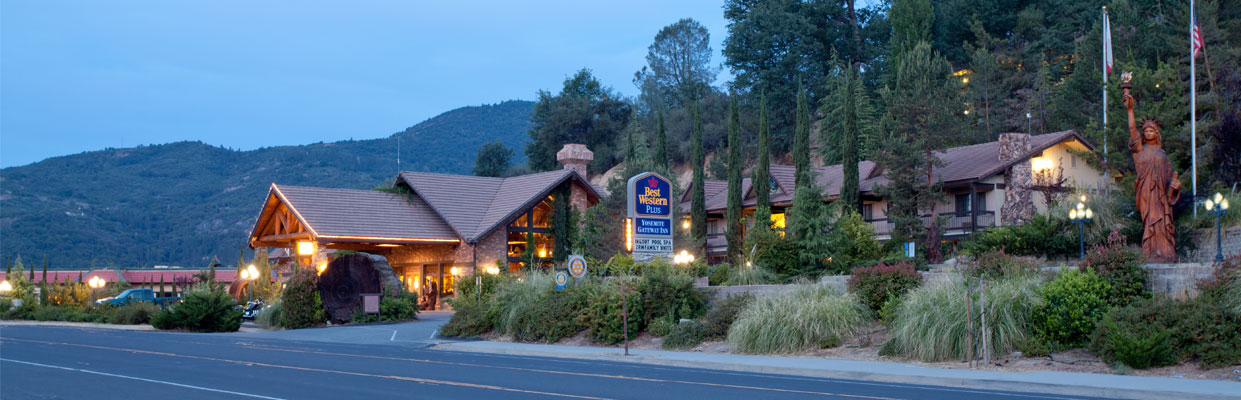 Exterior View of Best Western Plus Yosemite Gateway Inn