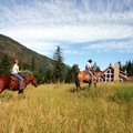 Horseback Riding at Tod Mountain Ranch