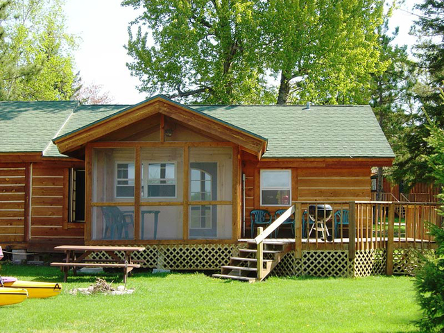 Northern lights resort outfitting kabetogama mn for Cabins in northern mn