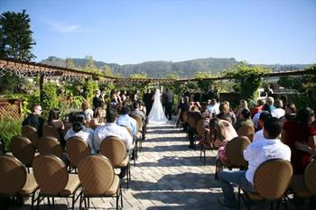 Wedding at Carmel Mission Inn