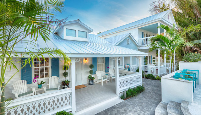 The gardens hotel key west fl resort reviews for Key west style architecture
