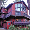 Vacation Rental Exterior at Tahoe Management Co