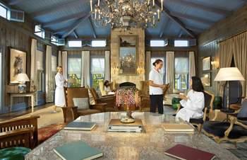 Relaxation at Lake Austin Spa Resort