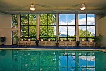 Indoor Pool at Lake Placid Summit Hotel Resort Suites
