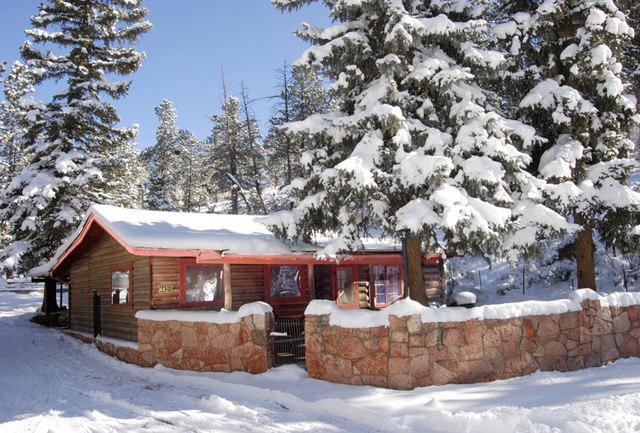 Rocky Mountain Lodge Cabins Cascade Co Resort