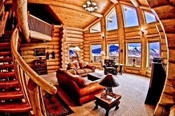 Rental living room at Watchdog Property Management LLC.
