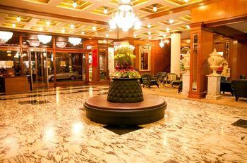 Lobby at Ambassador.