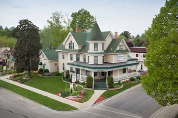 Welcome to the Westby House Victorian Inn & Restaurant