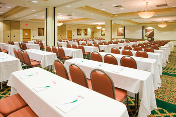 Conference room at Holiday Inn Oceanfront Ocean City.