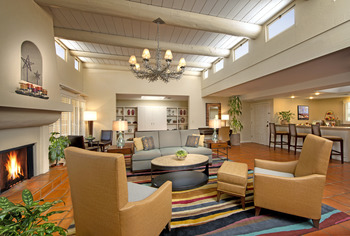 Presidential suite at The Wigwam Resort.