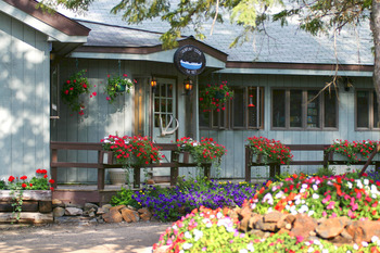 Exterior View at Gunflint Lodge