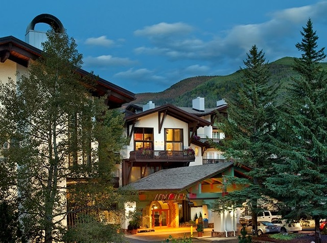 Exterior view of The Lodge At Vail.