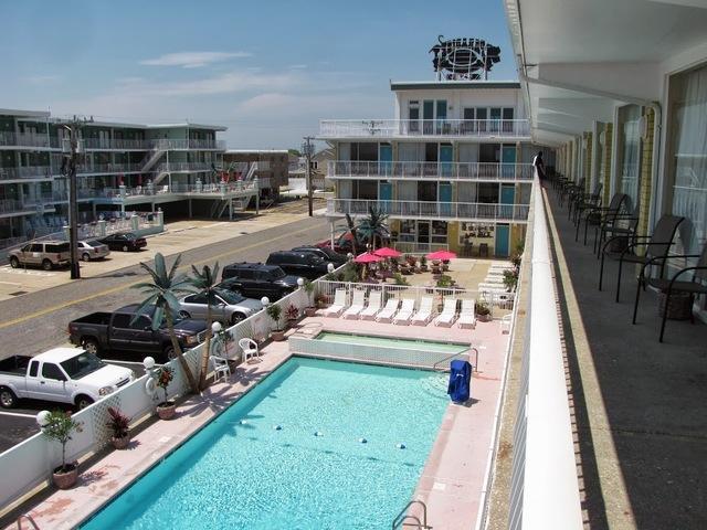 Paradise Oceanfront Resort Wildwood Crest Nj Resort