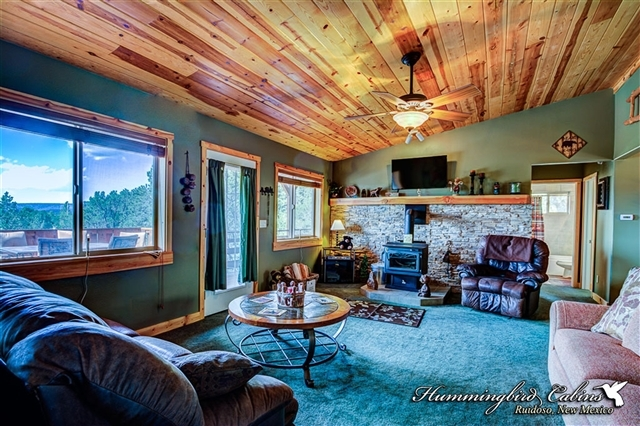 Ruidoso Vacation Rentals Cabin Mountain Views In New
