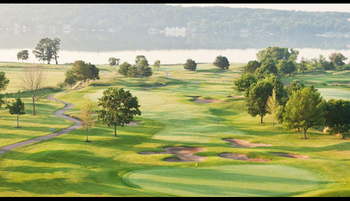 Golf course at Inns of Geneva National.