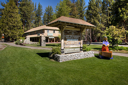 Camp Richardson Historic Resort South Lake Tahoe CA