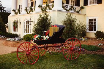 Holidays at The Inn at Willow Grove.