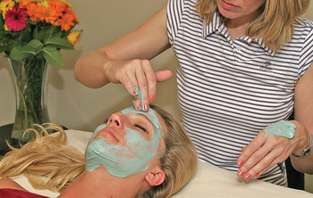 Facial at The Lodge at Ventana Canyon.